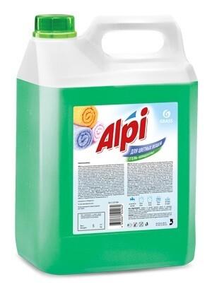 """Гель-концентрат для цветных вещей """"ALPI"""", 5 л"""