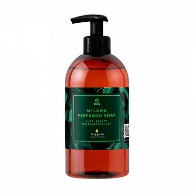 Мыло жидкое парфюмированное