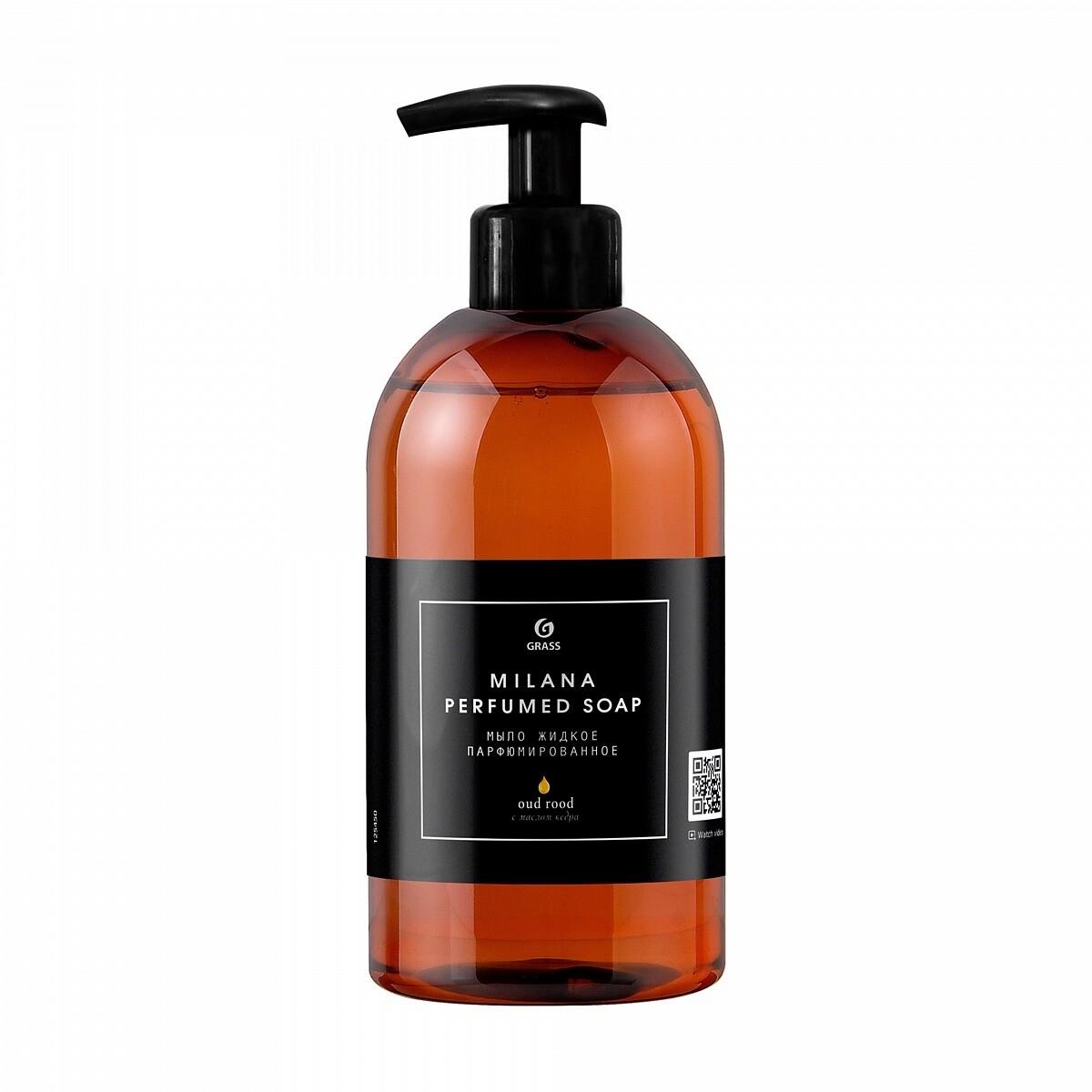 """Парфюмированное жидкое мыло """"Milana Oud Rood"""", 300 мл"""