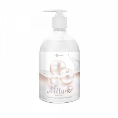 Liquid cream soap pearl, 500 ml
