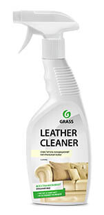 Leather cream-conditioner cleaner Leather cleaner, 600 ml