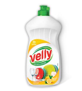 Dishwashing liquid Velly, lemon, 500 ml