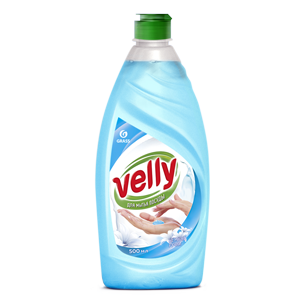 Средство для мытья посуды «Velly» Нежные ручки, 500 мл