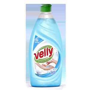 Dishwashing liquid Velly Soft Hands, 500 ml