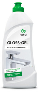Cleaning gel for limescale and rust Gloss-gel, 500 ml