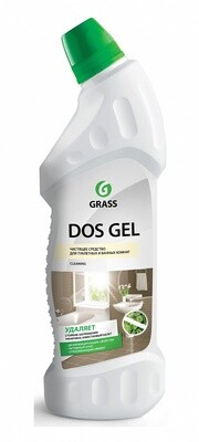 """Дезинфицирующий чистящий гель """"Dos Gel"""", 750 мл"""