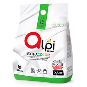 """Стиральный порошок """"Alpi Expert"""" для цветного белья, 2,5 кг"""
