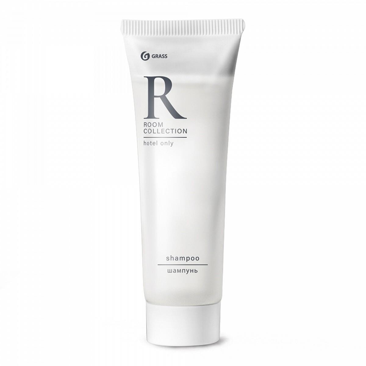 Shampoo tube 30 ml