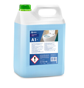 Toilet room daily cleaner A1+/A1 Apartment series (Concentrate), 5 kg