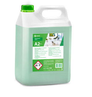 Detergent for daily cleaning A2+/A2 Apartment series (Concentrate), 6,5 kg
