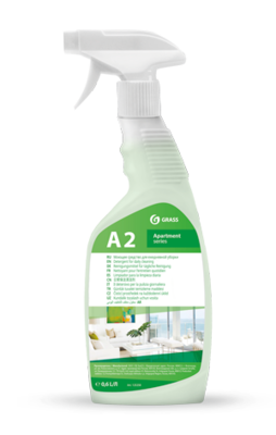 Detergent for daily cleaning A2+/A2 Apartment series (Ready solution), 750 ml