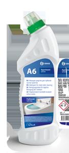 "Моющее средство для глубокой чистки ""Apartment Series A6"", 750 ml"