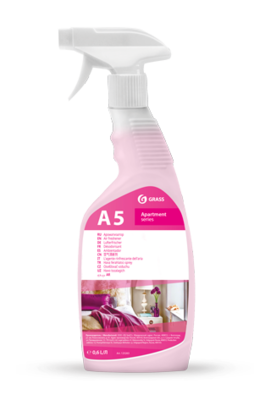 Air freshener A5+/A5 Apartment series (Ready solution), 600 ml