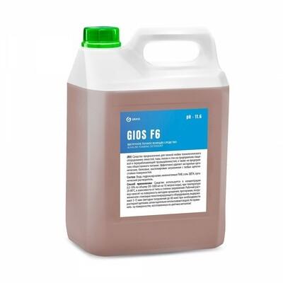Щелочное пенное моющее средство GIOS F6