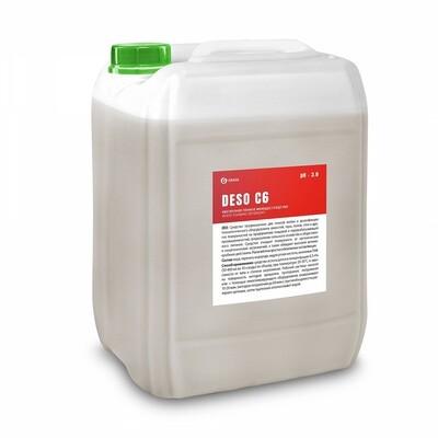 Кислотное пенное моющее средство DESO C6