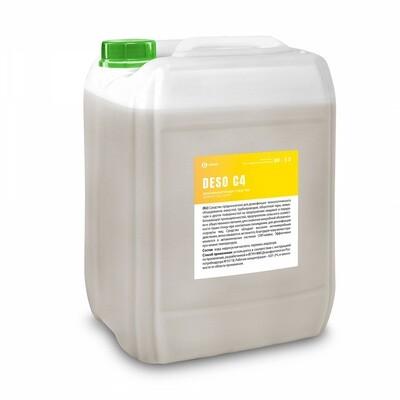 Дезинфицирующее средство на основе 15% надуксусной кислоты DESO C4, 20 л