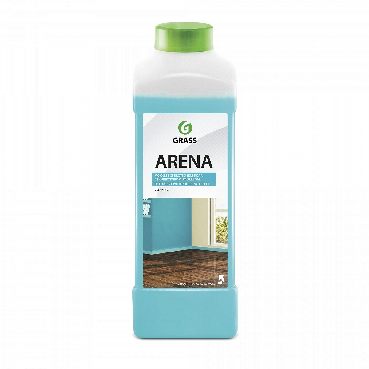 """""""Arena"""" нейтральное моющее средство, 1 л"""