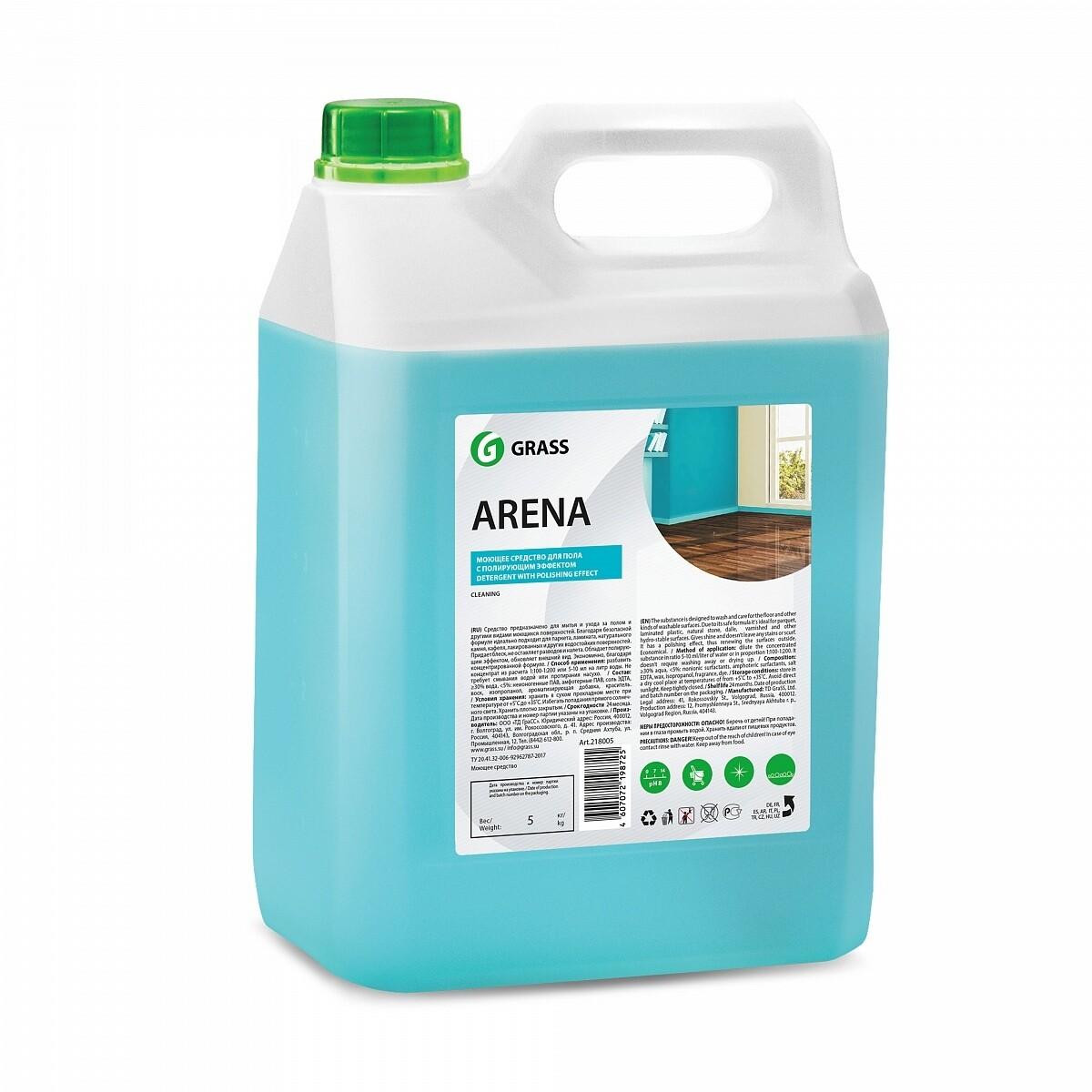 """""""Arena"""" нейтральное моющее средство, 5 л"""