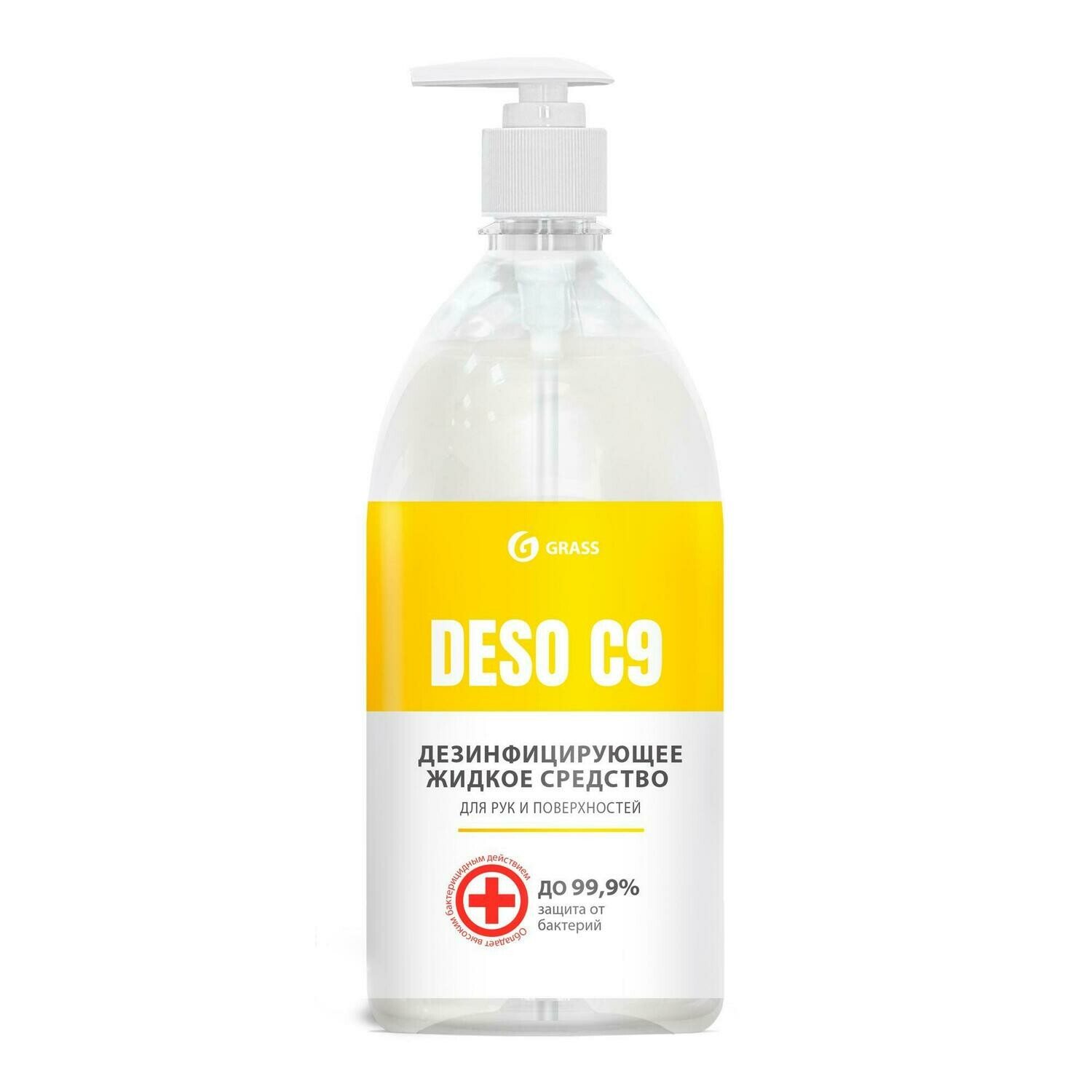 Disinfecting agent for hygienic treatment of hands, 1 l