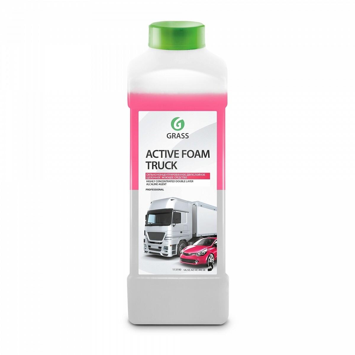 """Активная пена """"Active Foam Truck"""" для грузовиков, 1 л"""