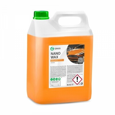 Nano wax with protection effect