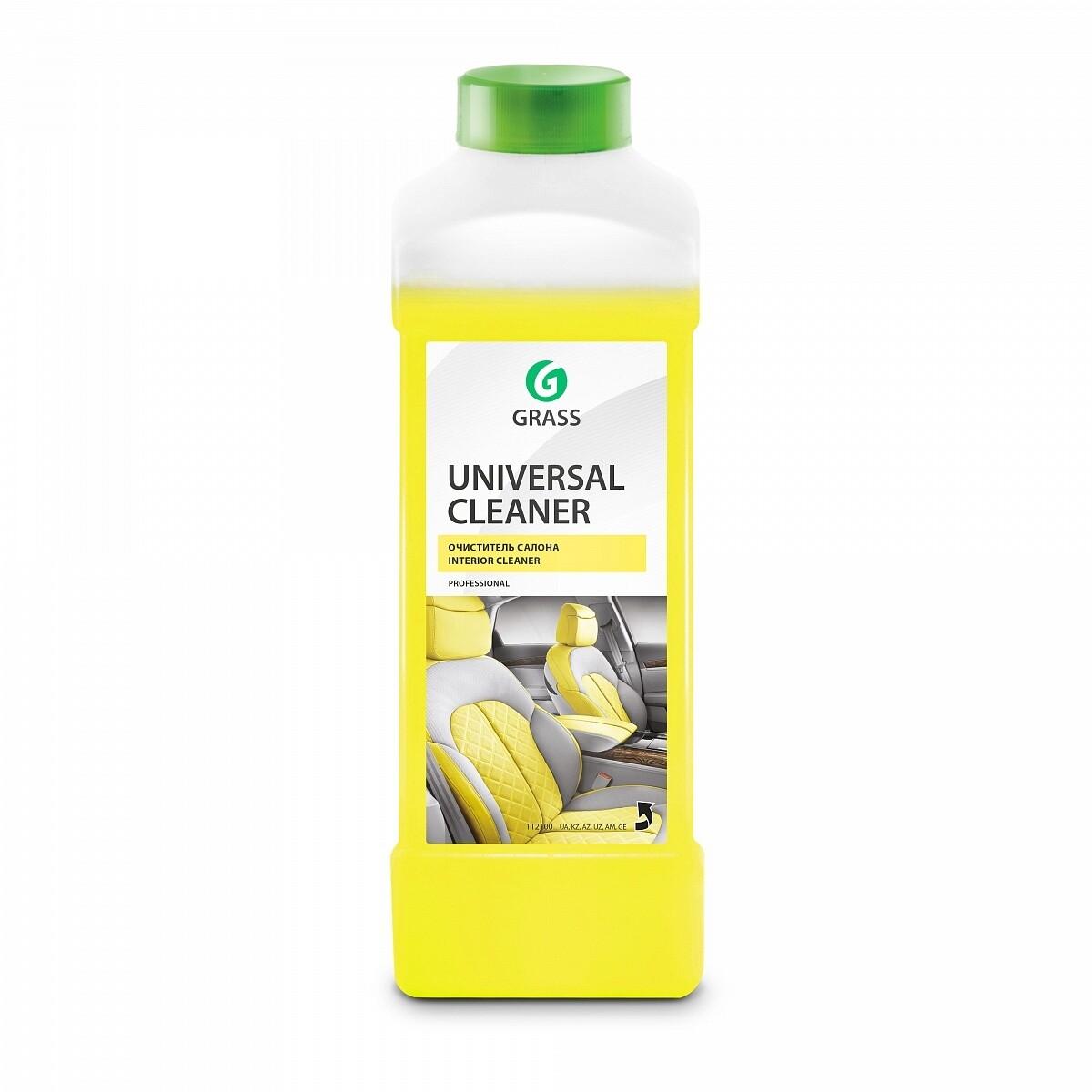 """Очиститель салона """"Universal-cleaner"""", 1 л"""