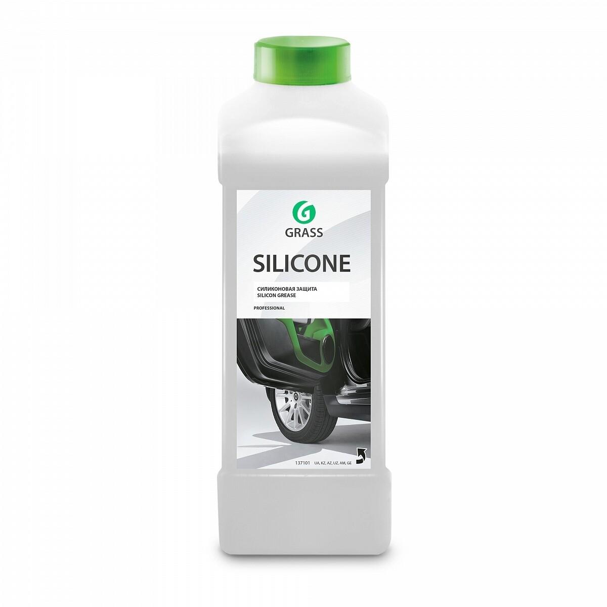 """Силиконовая смазка """"Silicone"""", 1 л"""