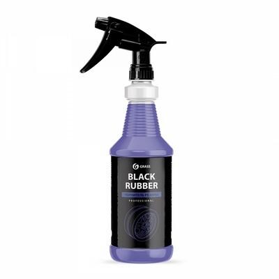 Tire blackener