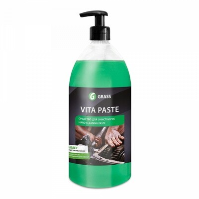 Cleaning product for skin from heavy dirt