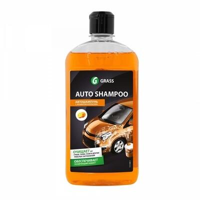 """Автошампунь для ручной мойки """"Auto Shampoo"""" с ароматом апельсина, 500 мл"""