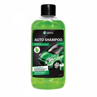 """Автошампунь для ручной мойки """"Auto Shampoo"""" с ароматом яблока, 1 л"""