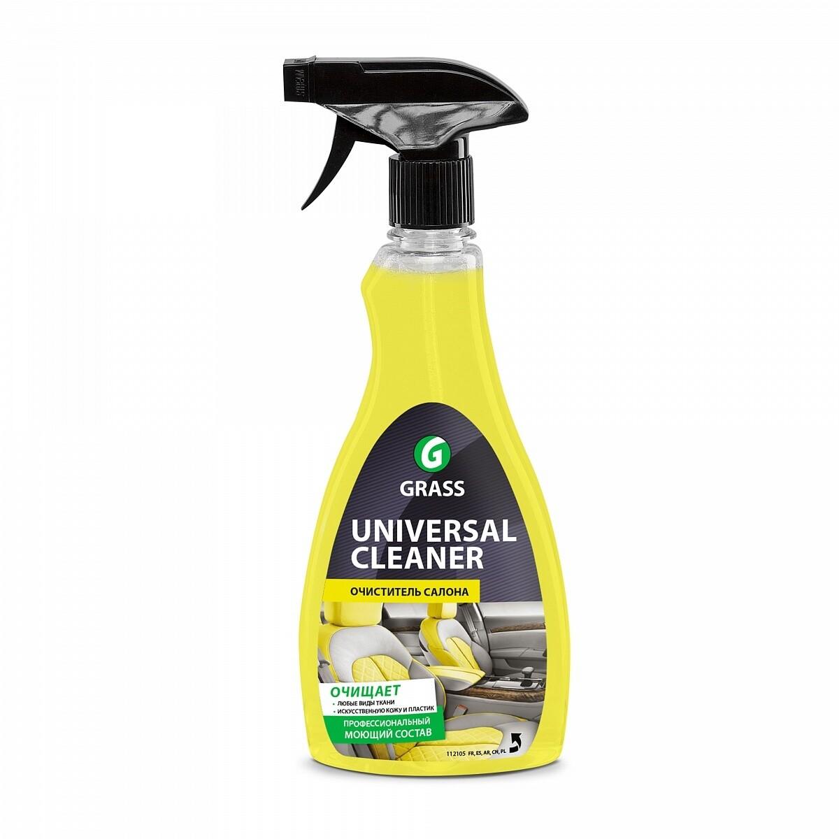 "Очиститель салона ""Universal cleaner"", 500 мл"