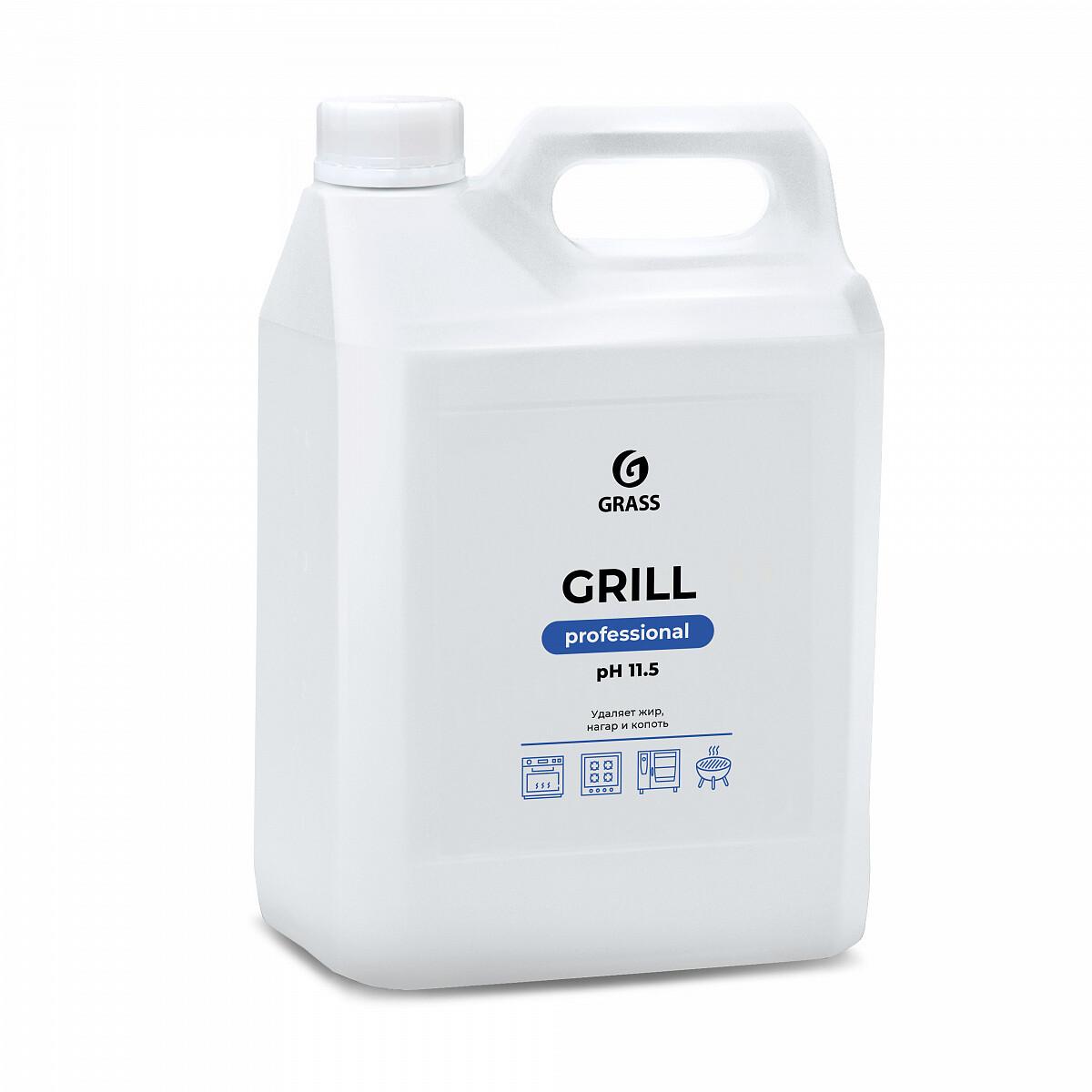 "Чистящее средство ""Grill"" Professional (канистра 5,7 кг)"