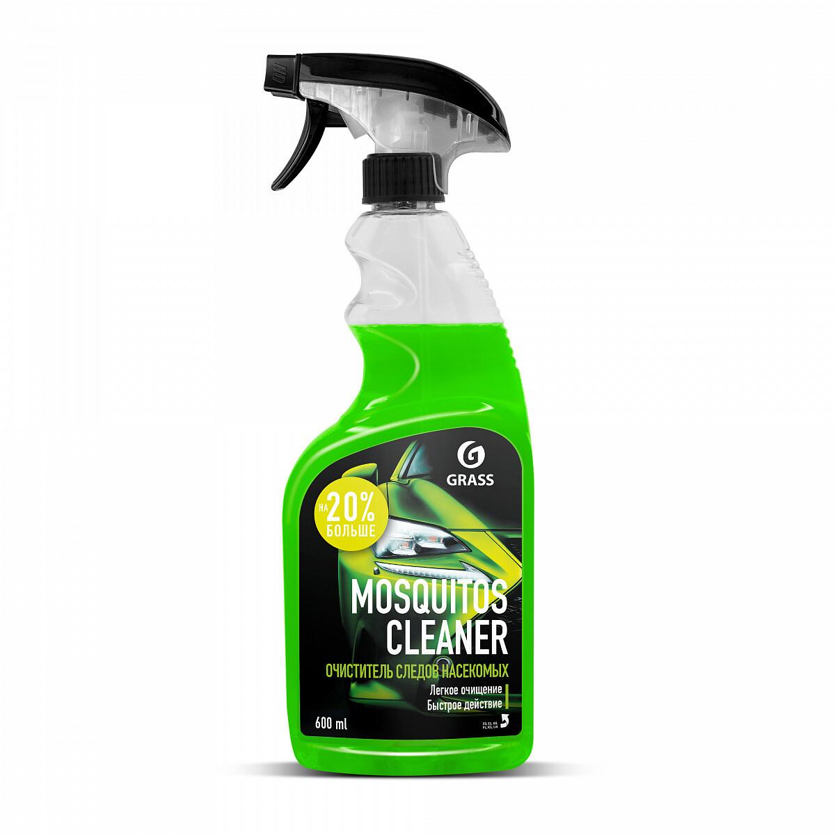 """Средство для удаления следов насекомых """"Mosquitos Cleaner"""", 600 мл"""