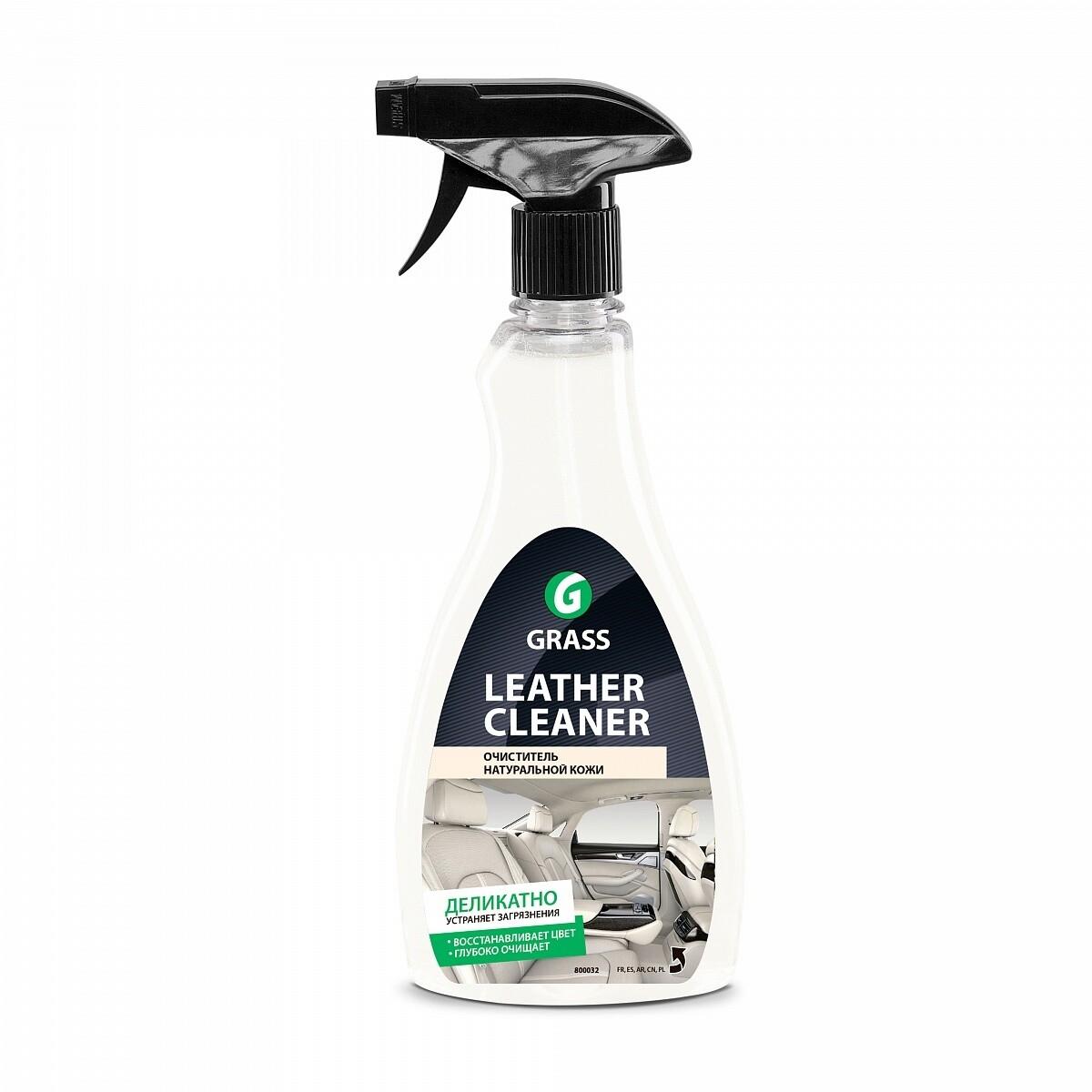 """Очиститель натуральной кожи """"Leather Cleaner"""", 500 мл"""