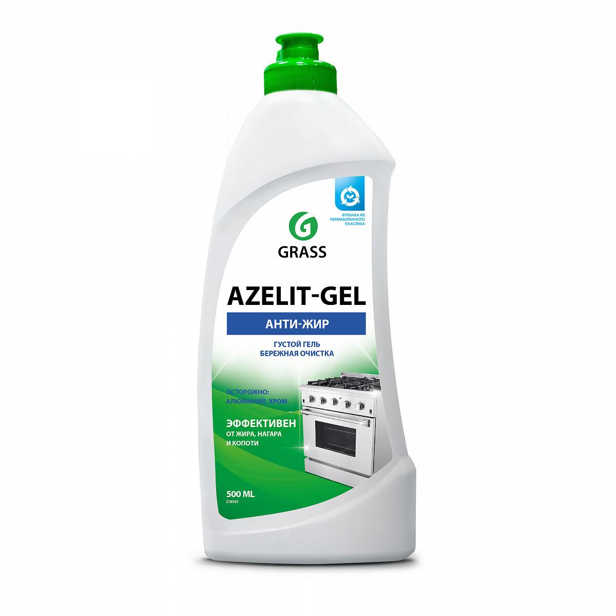 "Чистящее средство ""Azelit-gel"", 500 мл"