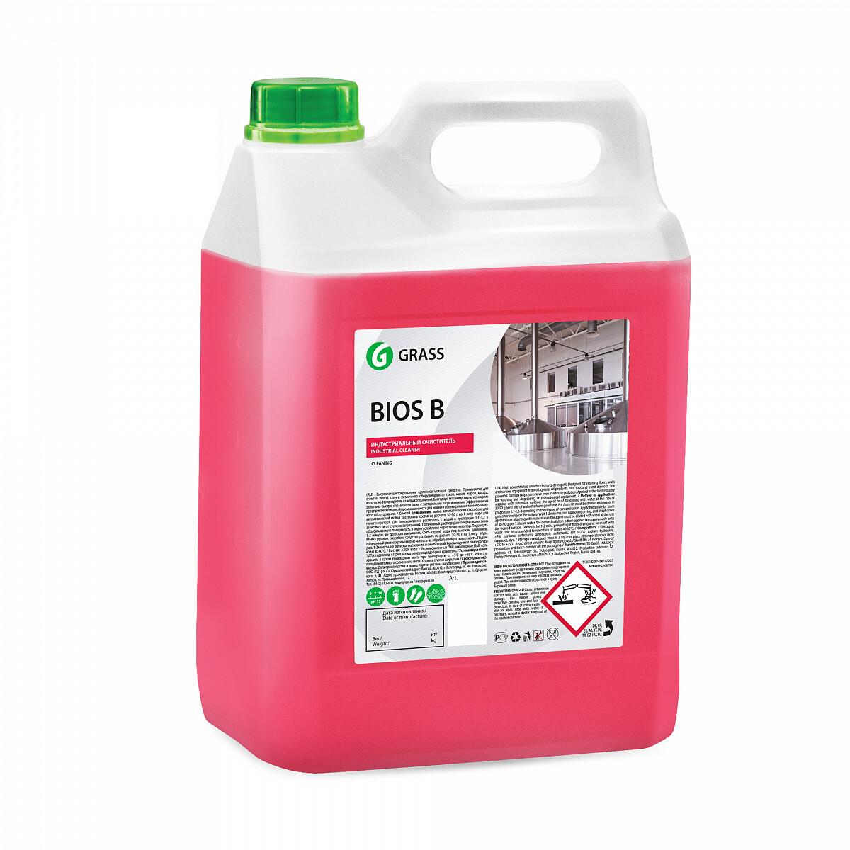 "Моющее средство ""Bios B"", канистра 5,5 кг"