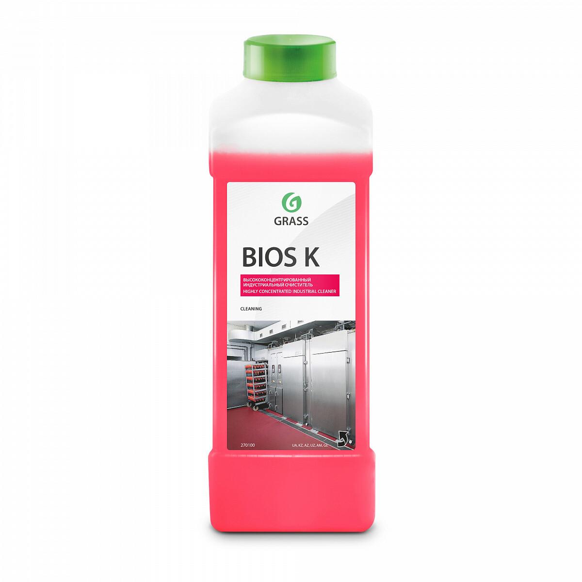 """Моющее средство """"Bios K"""", 1 л"""