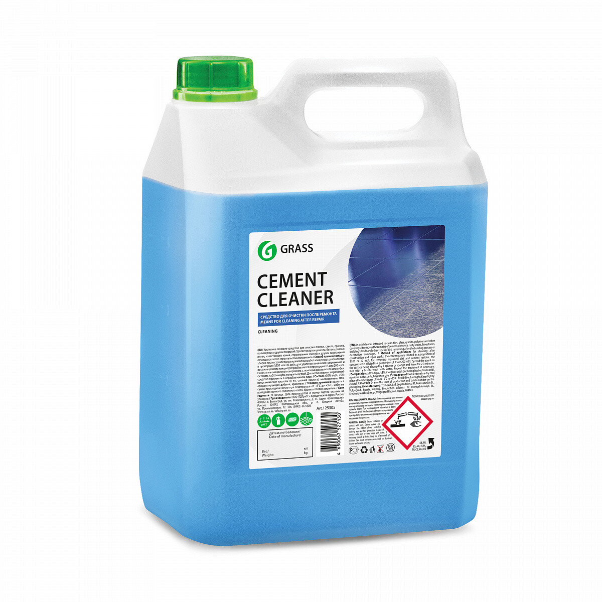 "Моющее средство ""Cement Cleaner"", 5,5 кг"
