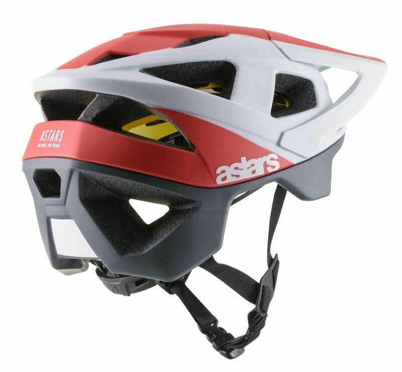 VECTOR TECH POLAR HELMET MIPS
