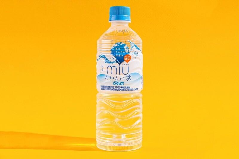 Японская вода MIU