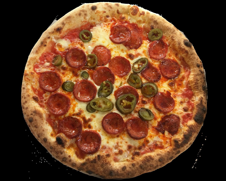 "Pizza Pepperoni 12"""