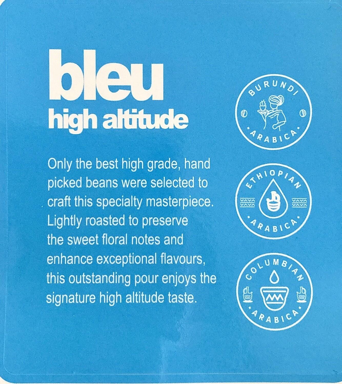 bleu high altitude 250g