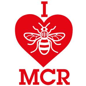 Manchester Bee Heart