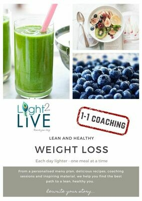 Forever Weight loss  - 6 weeks to a lean, healthy body