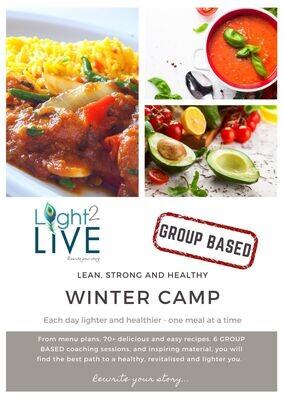 Winter Camp:  1 Jul - 11 Aug 2021