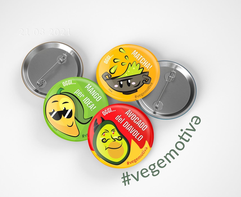 PINS #vegemotivə