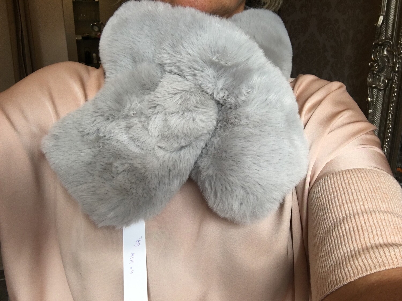 sjaal pels