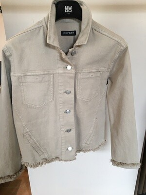 JEANSVEST REPEAT ZOMER 2021