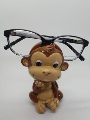 Brillenhalter Affe